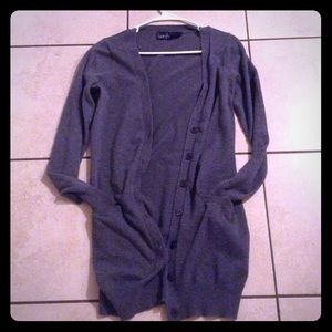 Kersh Long Cardigan with two pockets M
